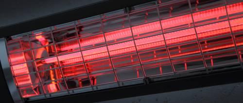 infrarood wandpaneel